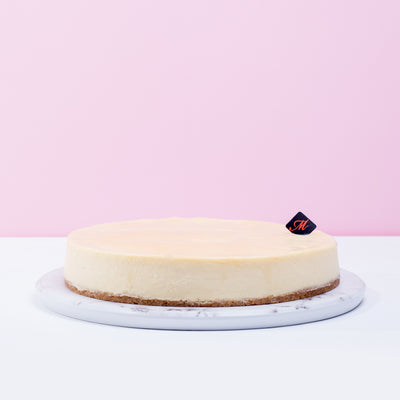 Lemon Cheese Cake - CakeRush
