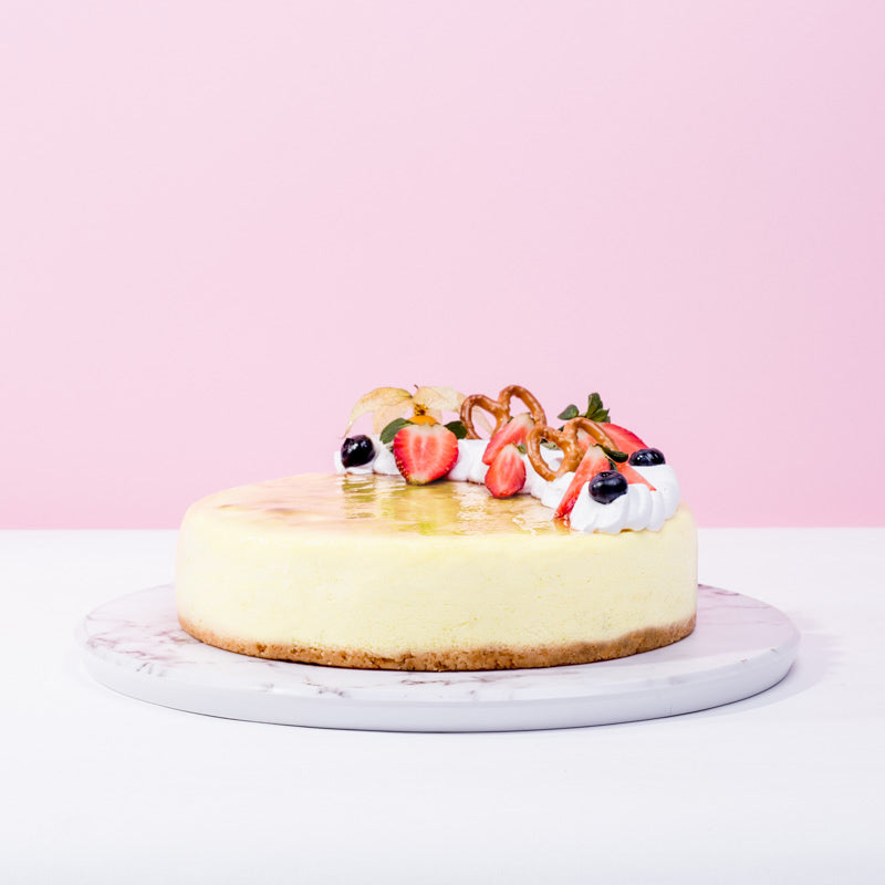 New York Cheese Cake - CakeRush