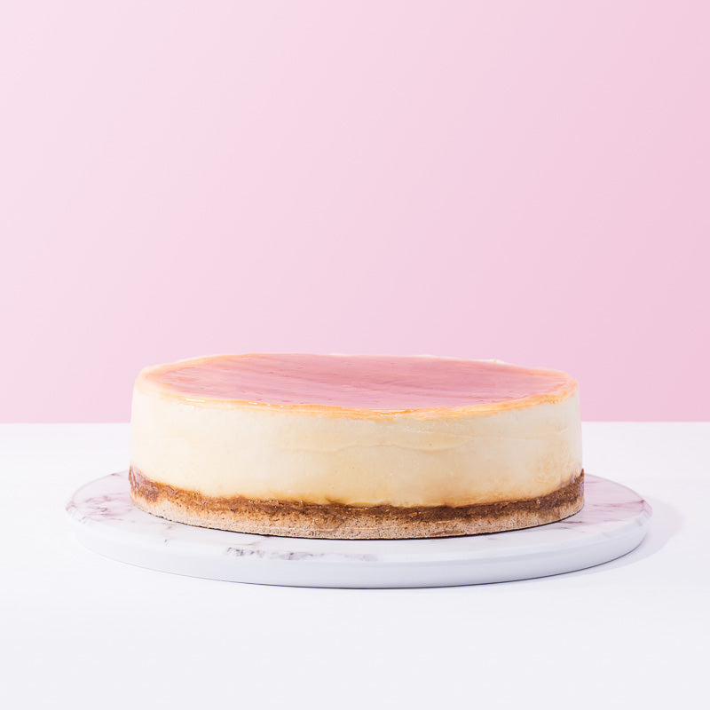 New York Baked Cheese Cake - CakeRush