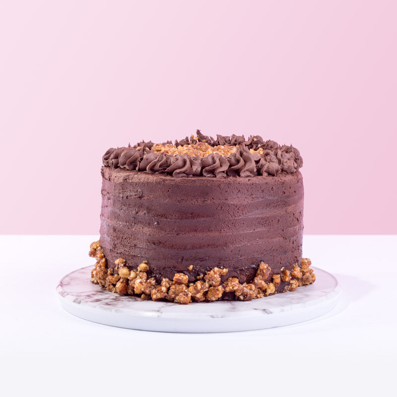 Nutella Chocolate Cake - CakeRush