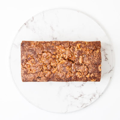 Nutty Banana Loaf - CakeRush