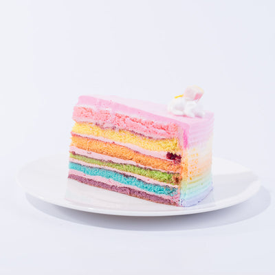 Over The Rainbow Cake (PG) - CakeRush