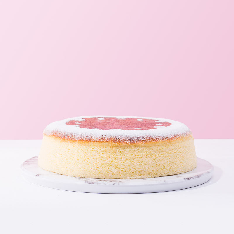 Phil's Japanese Cotton Cheese Cake - CakeRush