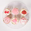 Pink Kisses Gift Set (6 Pieces) - CakeRush