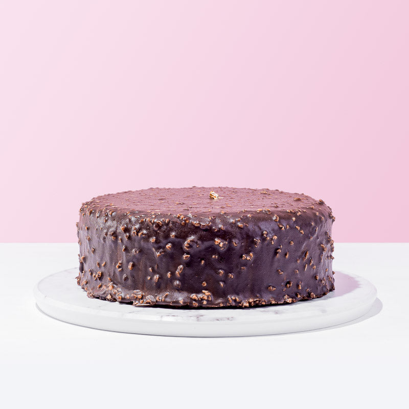 Chocolate Rocher Cake - CakeRush