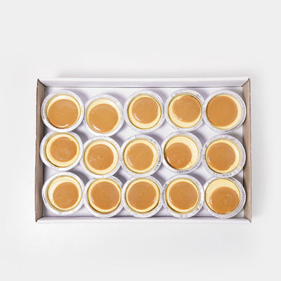 Mini Salted Caramel Baked Cheesecake (30 Pieces) - CakeRush