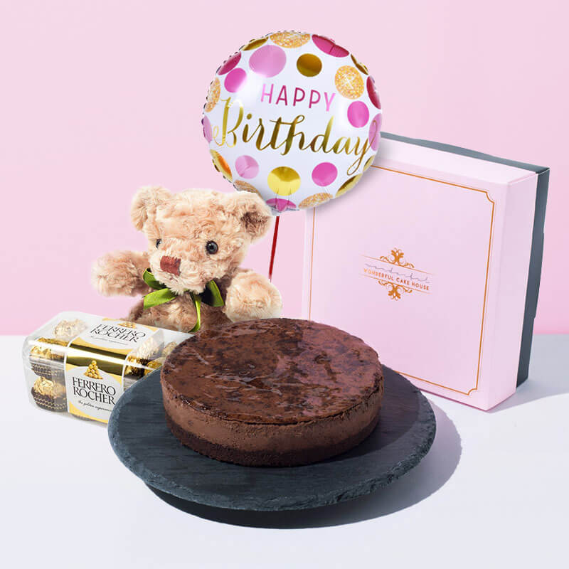 Birthday Gift Pack 05 - CakeRush