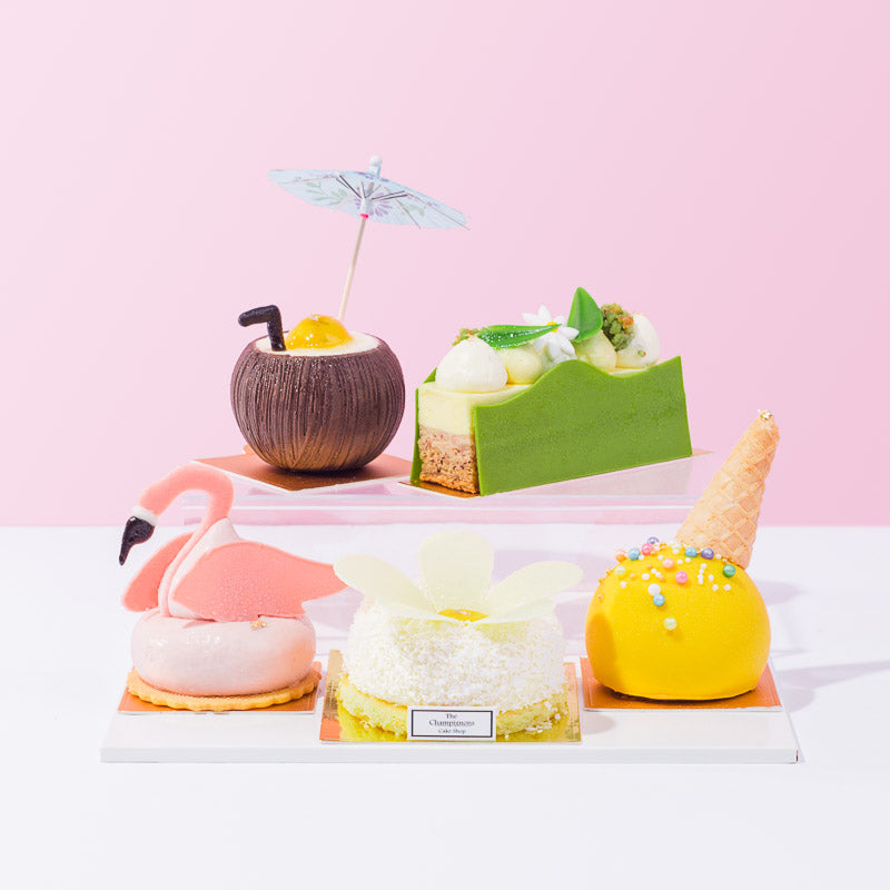 The Summer Cake Box - CakeRush