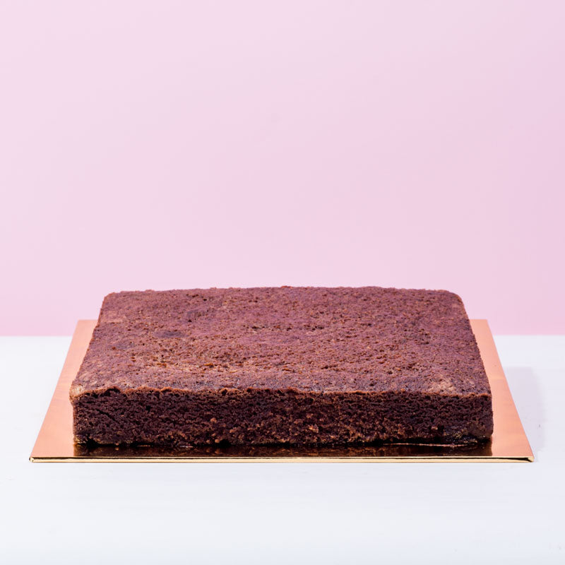 Vegan Choc Fudge Brownie - CakeRush