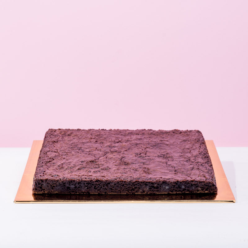 Madagascar Brownie (12 Pieces) - CakeRush
