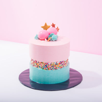 Baby Shower Delight Cake - CakeRush