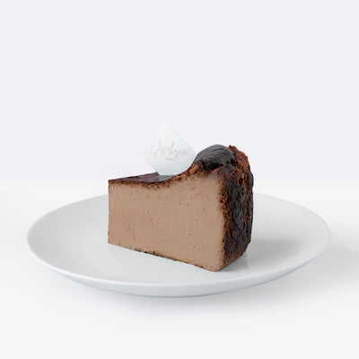 Chocolate Velvet Basque Burnt Cheesecake - CakeRush