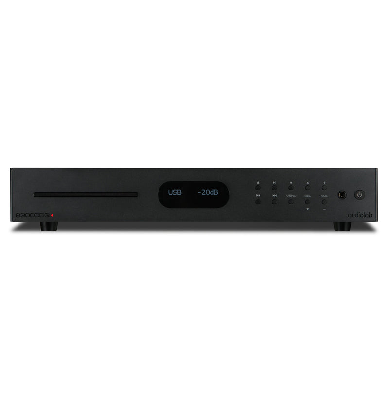 Audiolab 8300CDQ DAC/CD Player/Pre-Amplifier