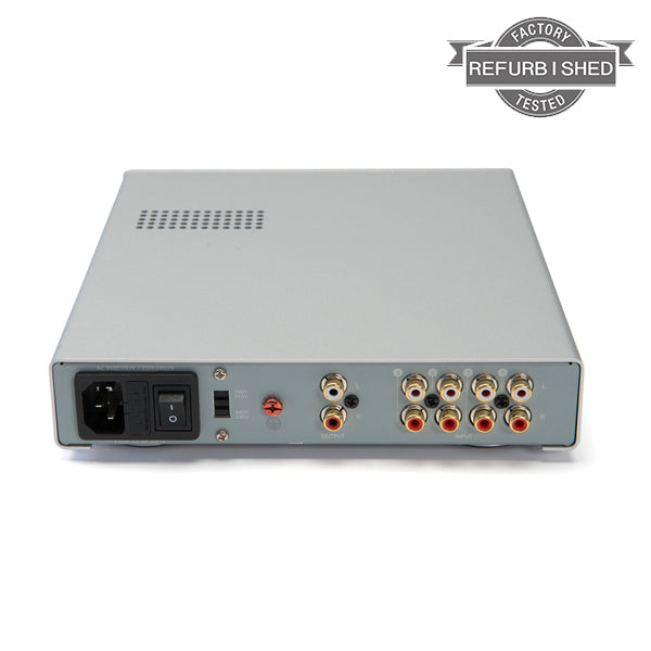 NuForce HAP-100 - Silver Manufacturer Refurbished