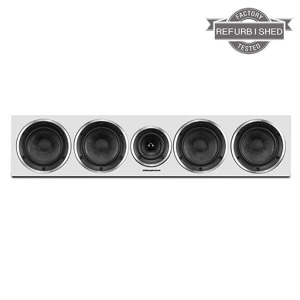 Wharfedale Diamond 240C (White) - Factory Refurbished (Damaged)