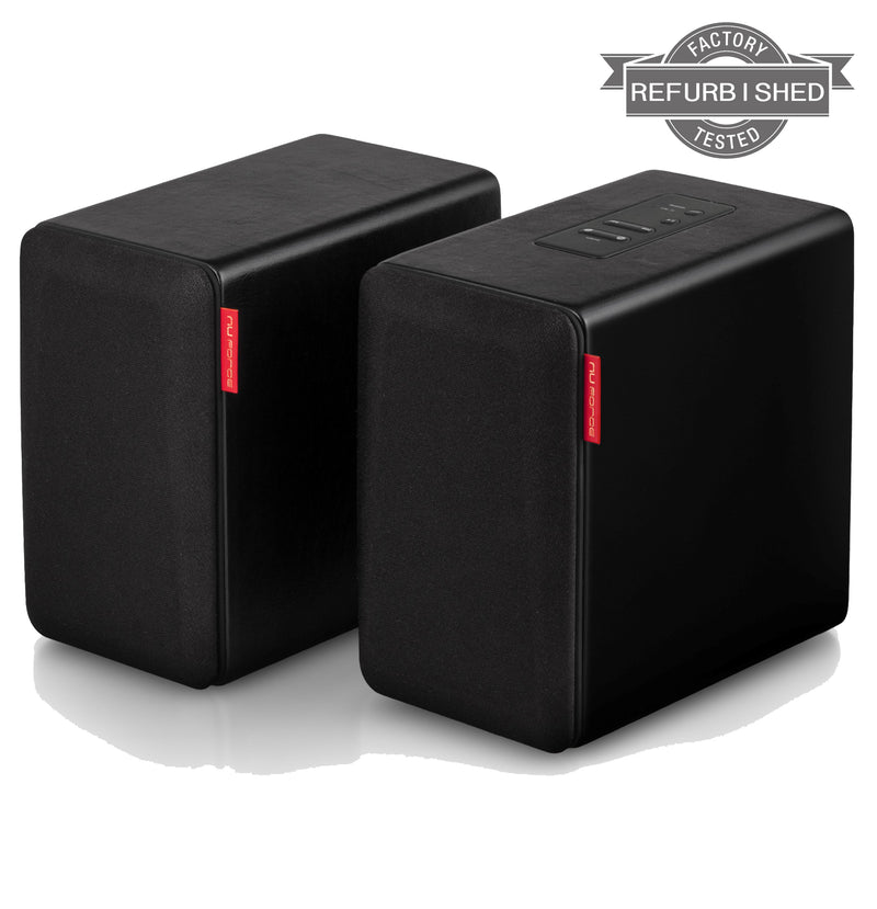 NuForce S3-BT Speaker - Factory Refurb - BLK