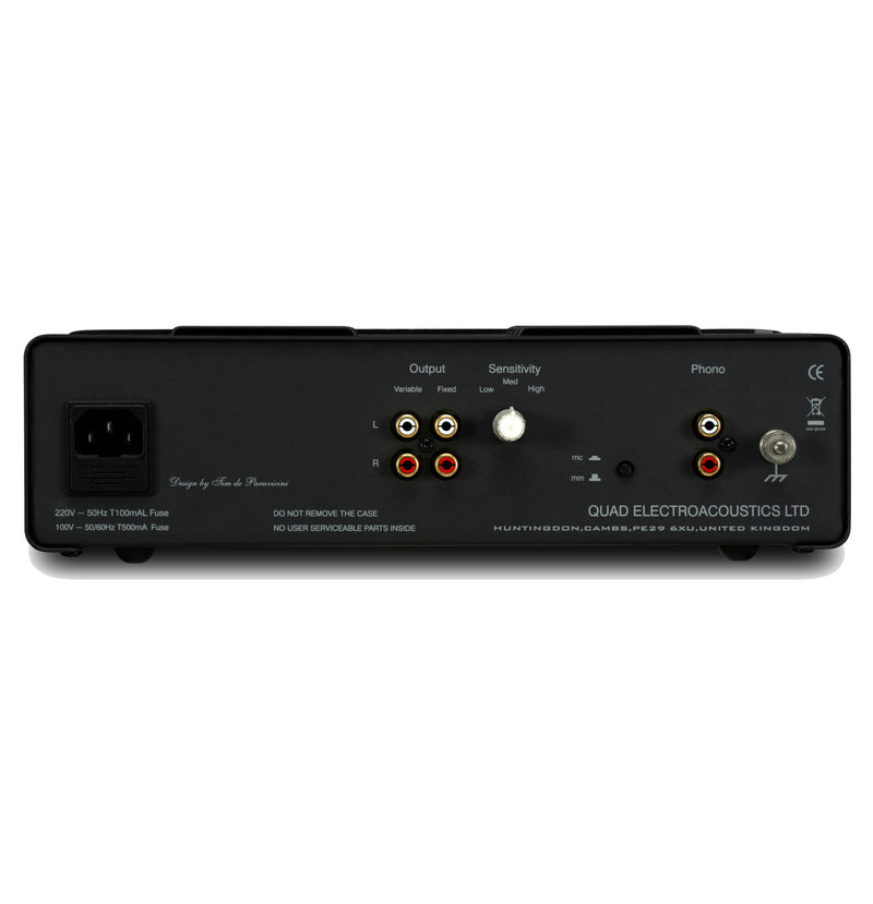 Quad QC-24P Valve Phono Pre Amplifier