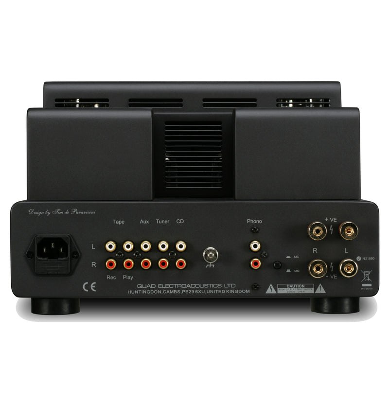 Quad II-Classic Valve Integrated Amplifier