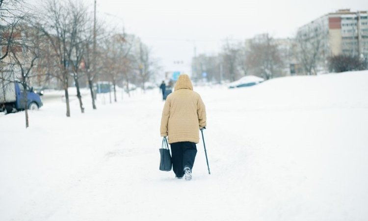 How to Prepare Your Walking Cane for Winter