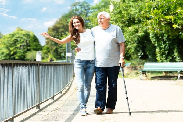 Signs You Might Need to Start Using a Walking Cane