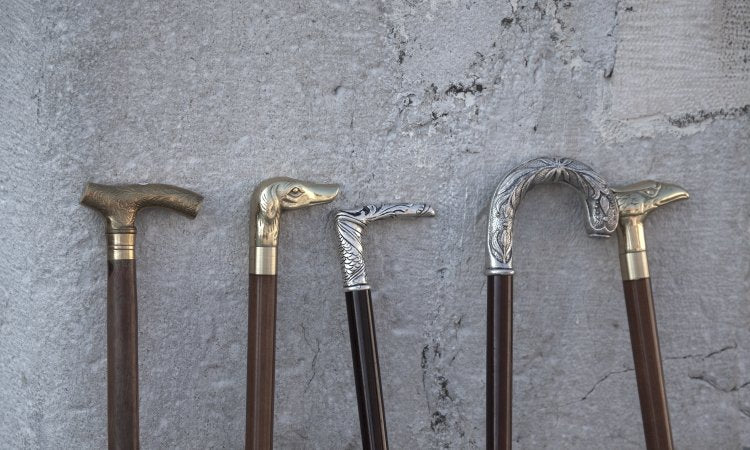 Choosing the Best Walking Cane Handle for Stability & Style