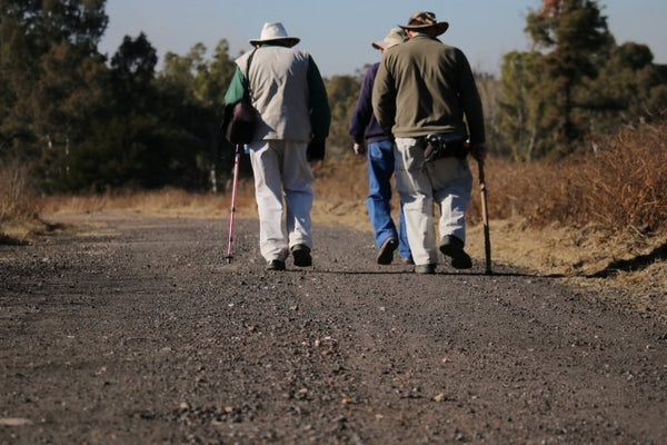 Benefits of a Walking Cane for Back Pain