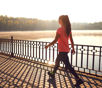 Is it Safe to Go for a Walk while Social Distancing?