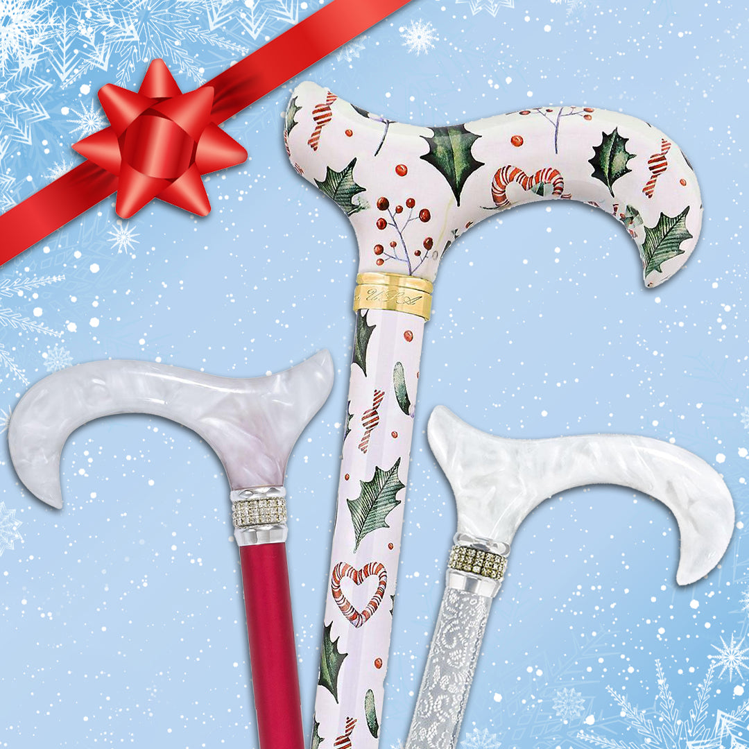 Holiday Cane Gift Guide 2020 - Best Holiday Gift Ideas for the Best Walking Cane