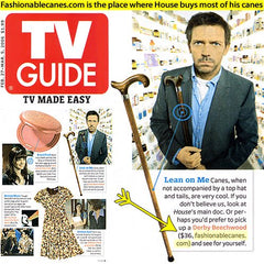 TV Guide - Place to get the Cane for House