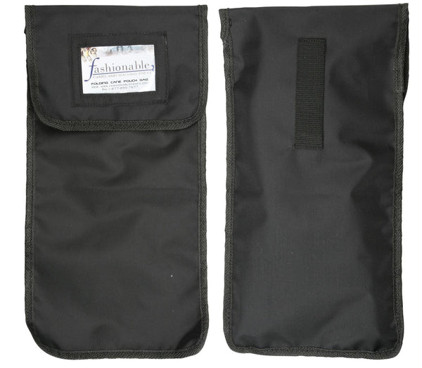 Classic Canes Black - Folding Cane Pouch Bag--Out Of Stock until early 2011
