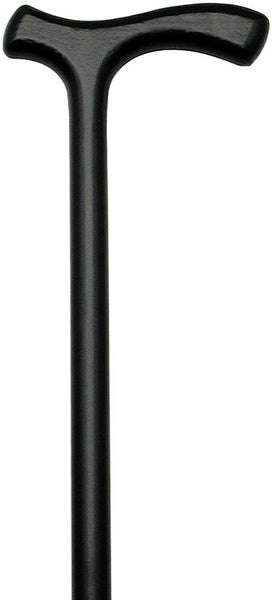 HARVY Black Fritz Walking cane with Beechwood shaft