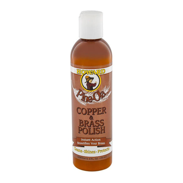 Howards Natural Products Howards Copper and Brass Polish 8 FL. OZ.