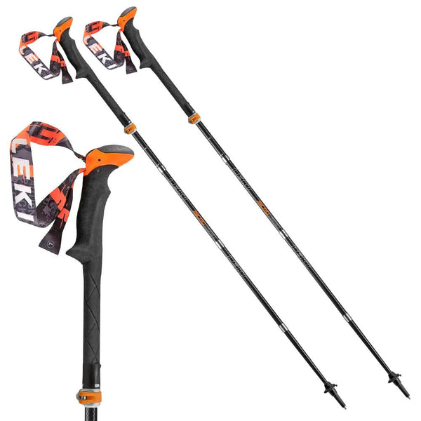 Leki Leki Micro Vario Carbon Folding & Adjustable Trekking Poles - Pair