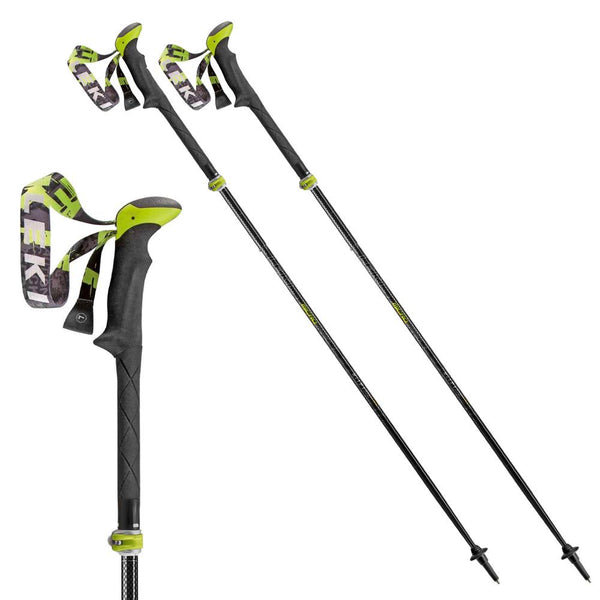 Leki Leki Micro Vario Ti Folding & Adjustable Trekking Poles - Pair
