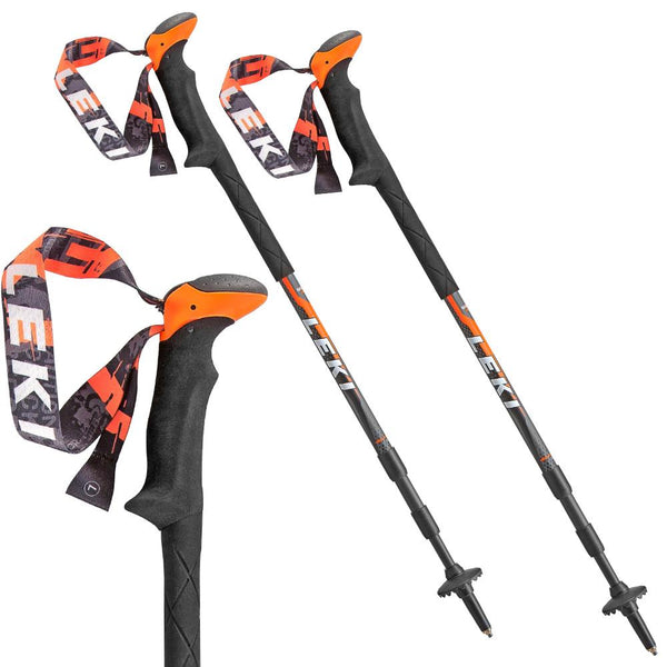 Leki Leki Carbonlite Adjustable Trekking Poles - Pair