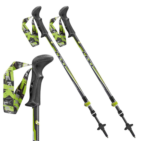 Leki Leki Cristallo Antishock Adjustable Trekking Poles - Pair