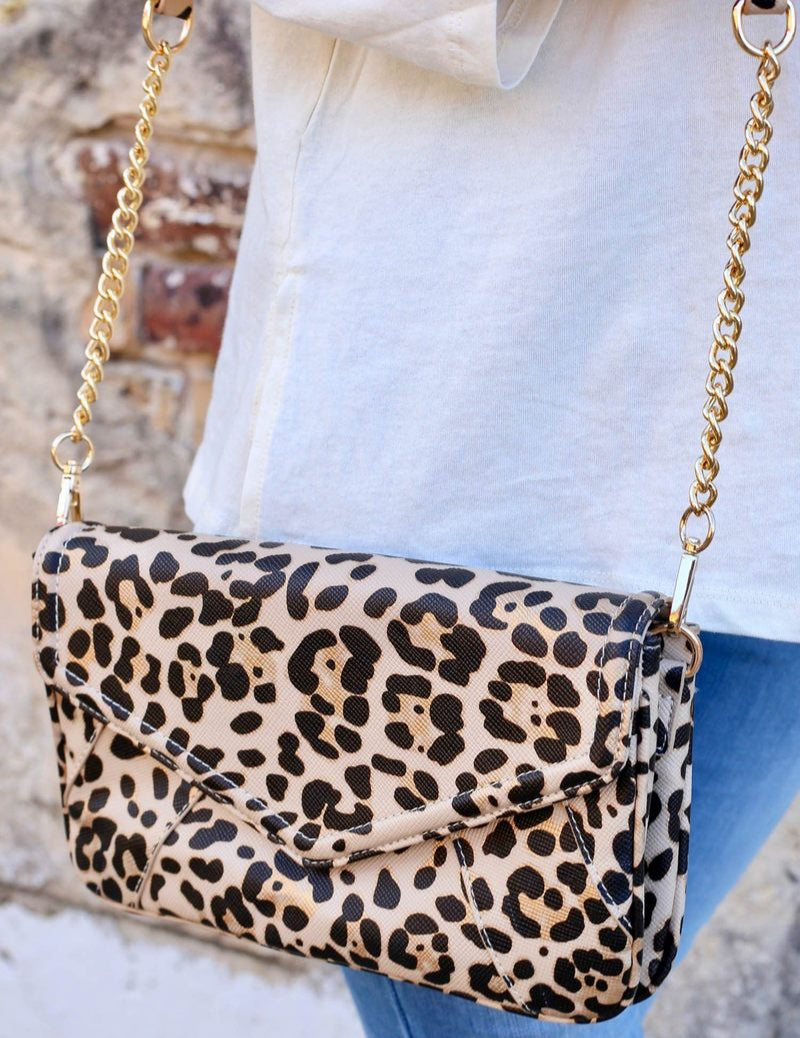 Ivory leopard