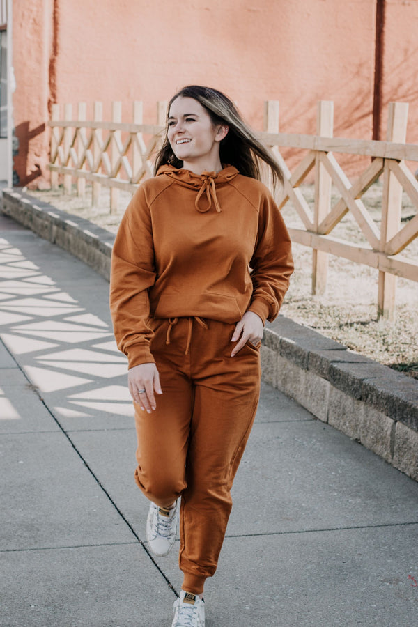 Cozy Chestnut Set