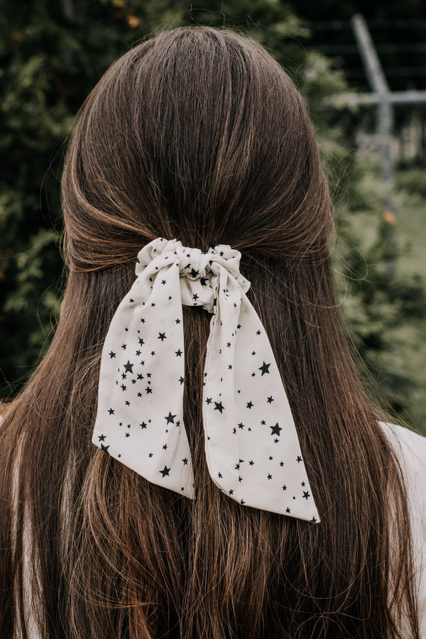 You Are A Star Scrunchie