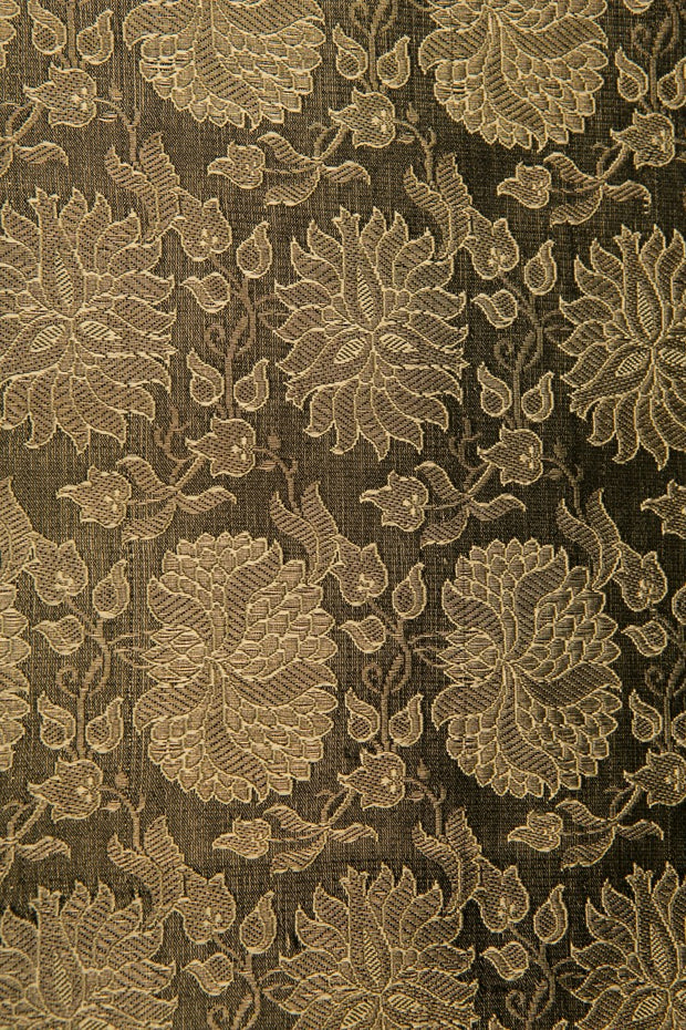Gold Silk Brocade 438 Fabric