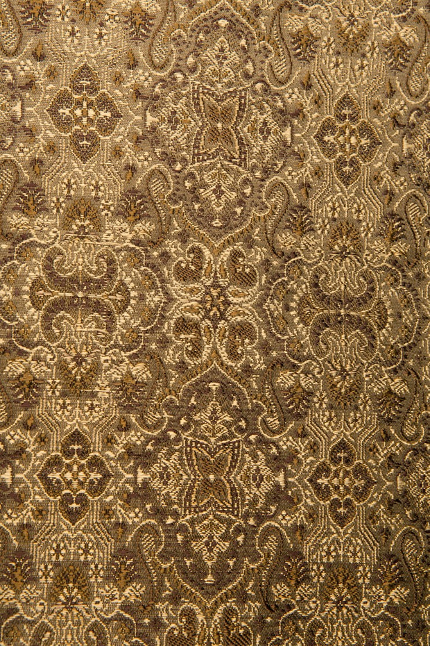 Gold Silk Brocade 441 Fabric