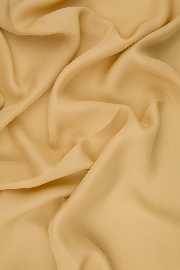 Sand Silk Double Georgette Fabric