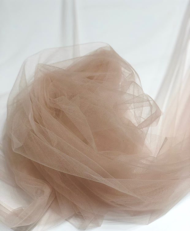 Make-up Italian Nylon Tulle Fabric