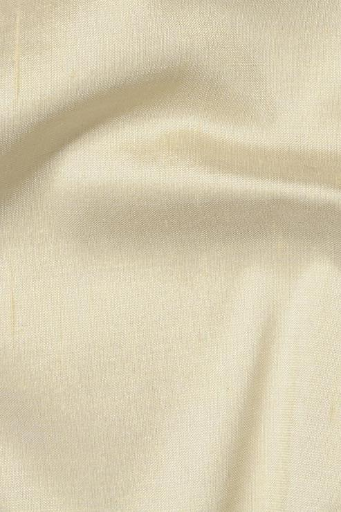 "Almond Silk Shantung 54"" Fabric"