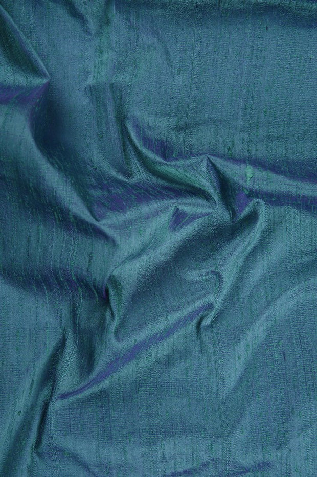 Baltic Dupioni Silk Fabric