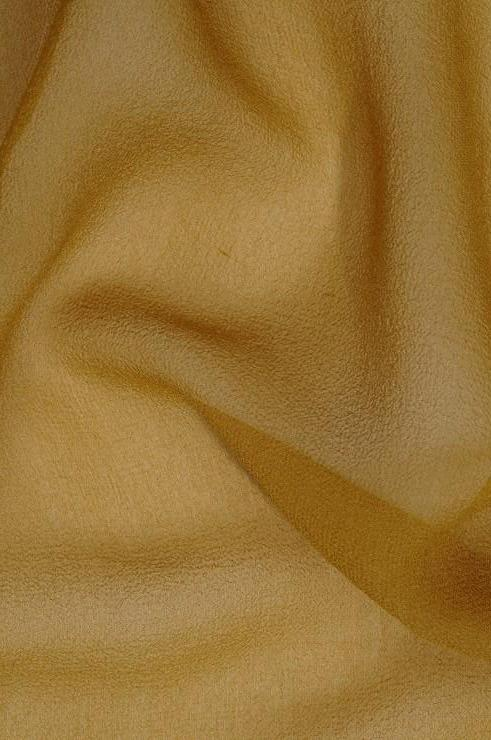 Bronze Mist Silk Georgette Fabric