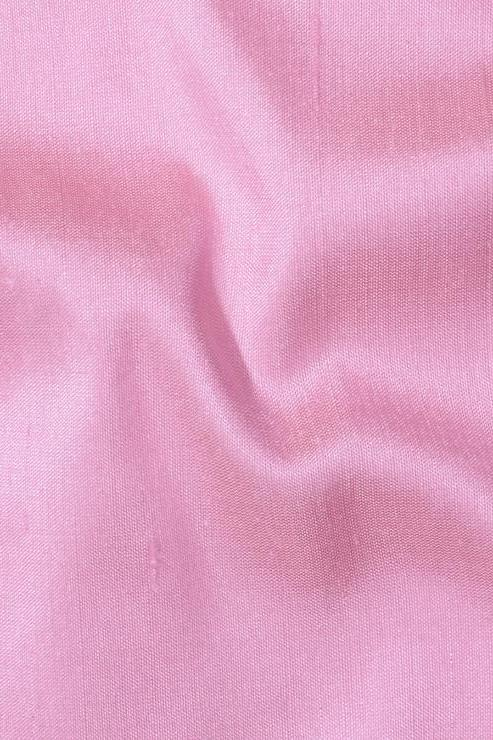 "Bubble Gum Silk Shantung 54"" Fabric"