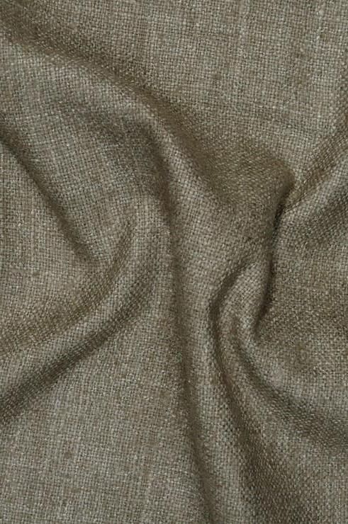 Cement Silk Linen (Matka) Fabric