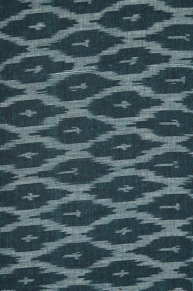 Evergreen Cotton Ikat 040 Fabric