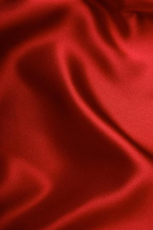 Garnet Red Charmeuse Silk Fabric